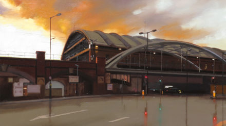 Manchester G-Mex, Contemporary Six Gallery