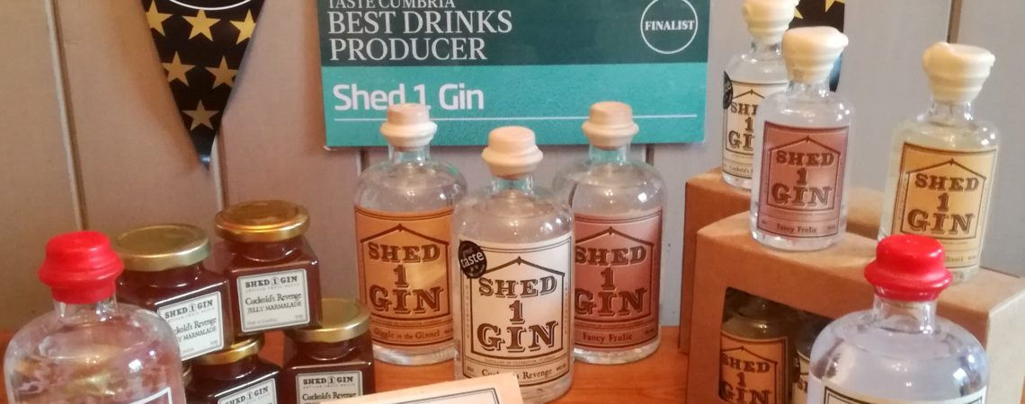 Shed1 Distillery