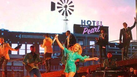 Kylie Minogue, Manchester Aren