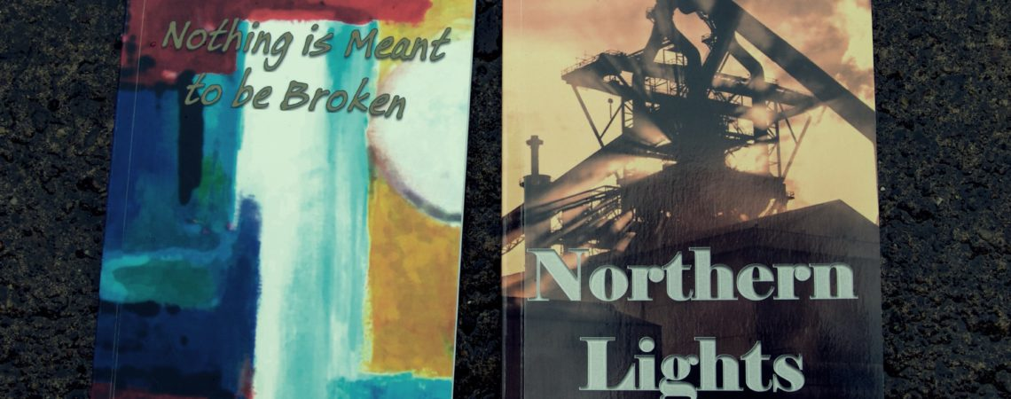 Nothing is Meant to be Broken by Mark Connors and Northern Lights by Harry Gallagher