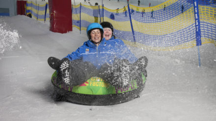 Snow Park at Chill Factore