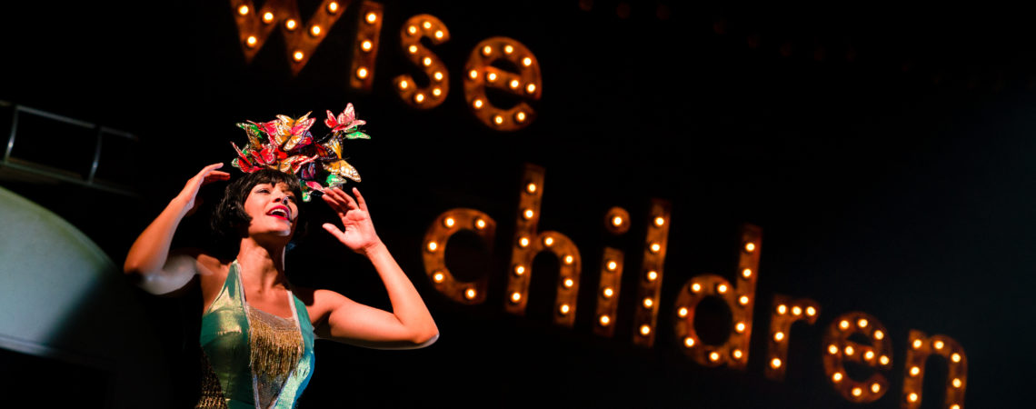 Wise Children, directed by Emma Rice, presented by Wise Children - pic 10 (photo by Steve Tanner)