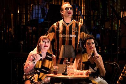 Us Against Whatever, Everyman, Liverpool, Sam Taylor