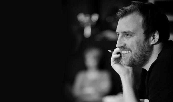 Chris Lawson, acting artistic director of Oldham Coliseum