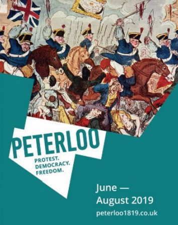 Peterloo 2019, June-August 2019