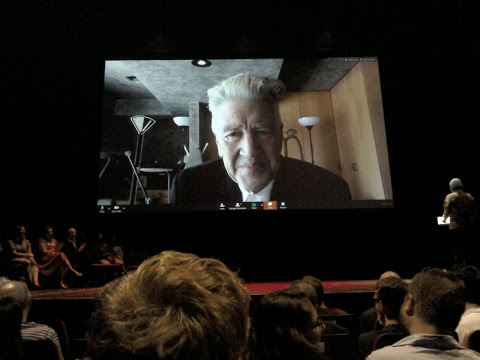 David Lynch at Home, MIF 2019