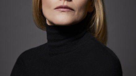 Maxine Peake as Nico for the Nico Project