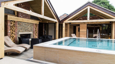 Moddershall Oaks Country Spa Retreat, Staffordshire