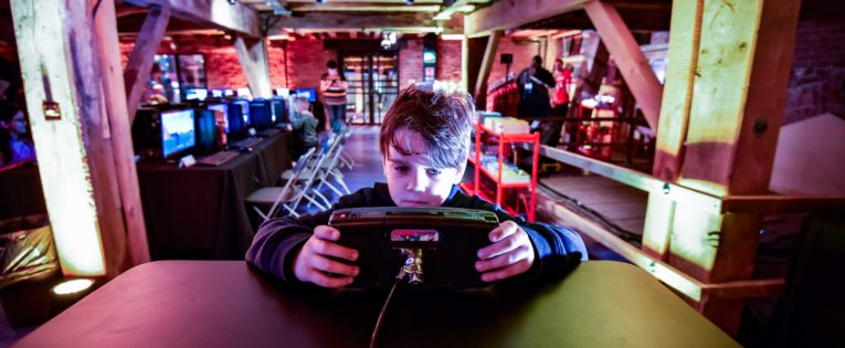 Power Up: Gaming history at Manchester's Science and Industry Museum