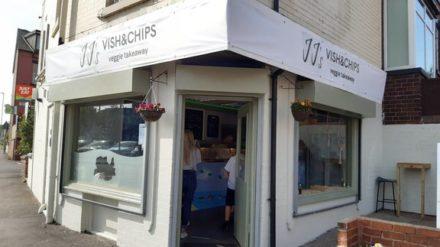 JJ's Vish & Chips