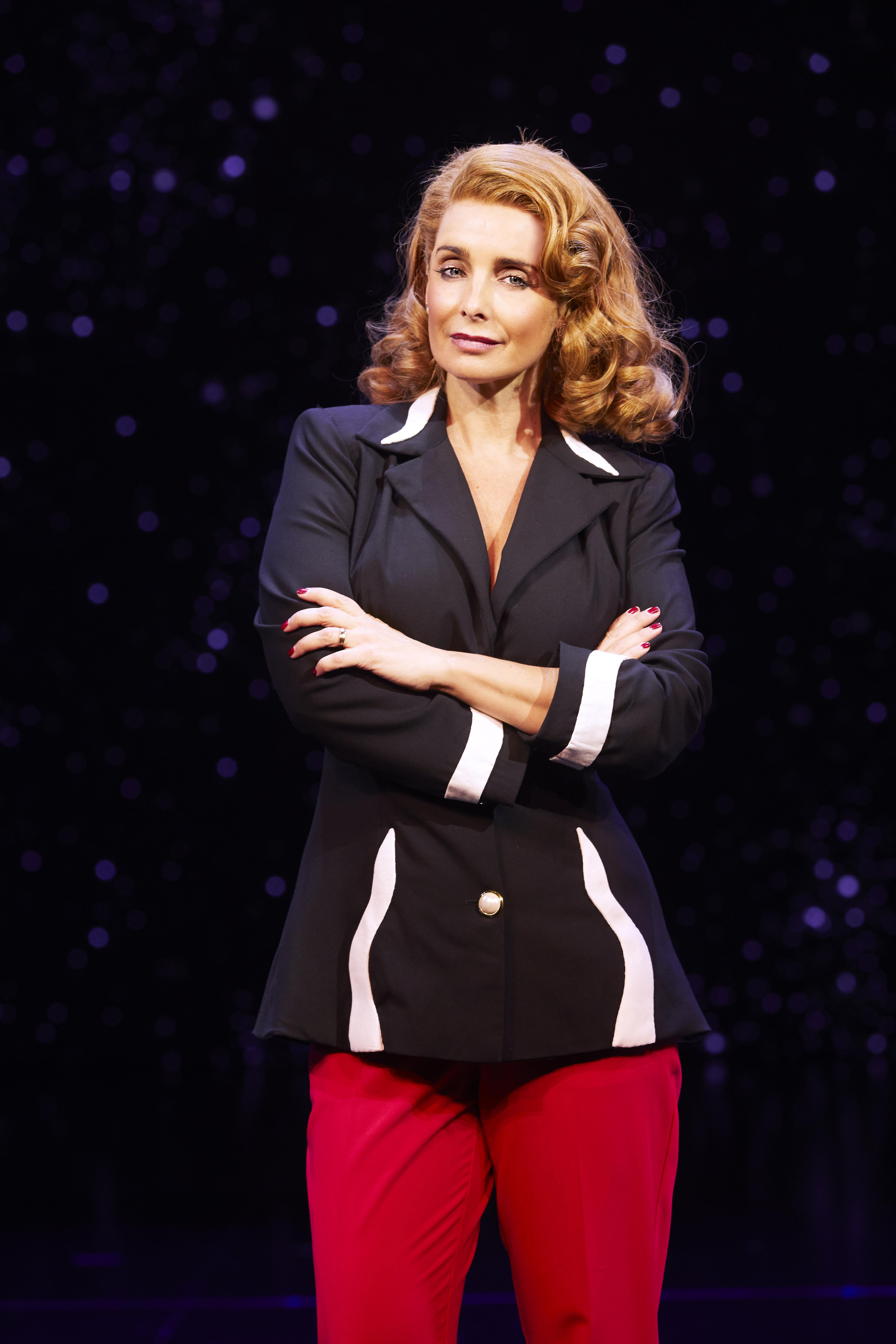 4. 9 TO 5 THE MUSICAL. Louise Redknapp 'Violet Newstead'. Photo Simon Turtle 3