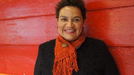 Jackie Kay (photo by Denise Else)