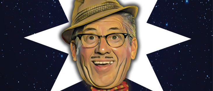 """""""I think kids like to see an old bloke behaving disgracefully."""" Steve Delaney talks Twitter, telly and being Count Arthur Strong"""