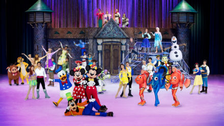 Disney on Ice - 100 Years of Magic, Manchester Arena