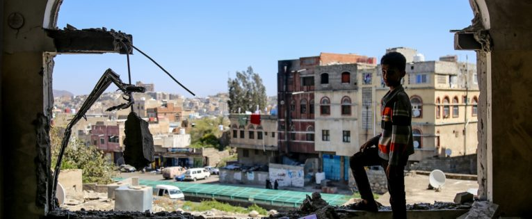 Yemen: Inside a Crisis, Imperial War Museum North