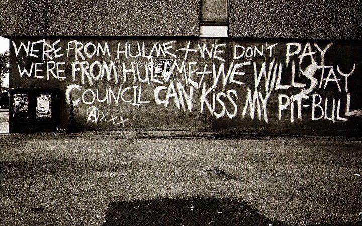 Hulme, image credit Richard Davis