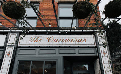The Creameries, Coralie Monnet