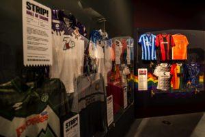 Strip! How Football Got Shirty. Credit: Chris Payne