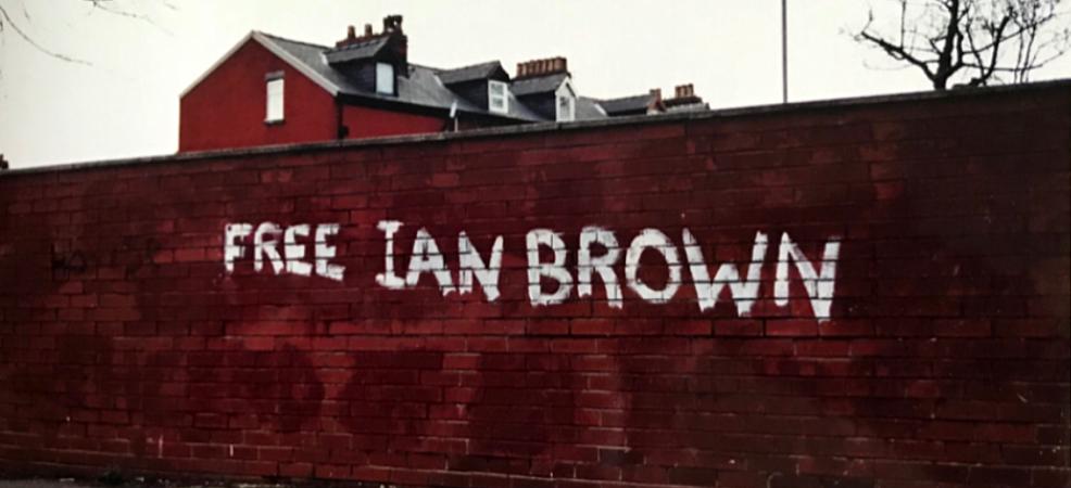 Richard Kelly_Free Ian Brown