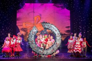 How The Grinch Stole Christmas at The Lowry Image Manuel Harlan1