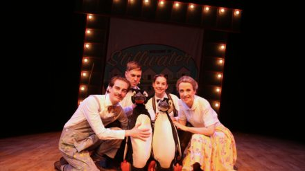 Mr Popper's Penguins at Sale Waterside Arts Centre Tuesday 26th Nov - Tues 31st Dec 2019