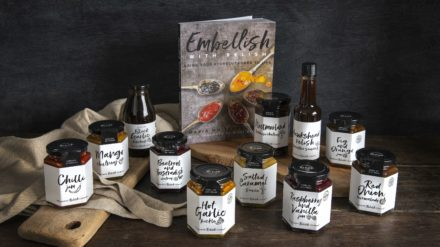 Relish Book Hamper