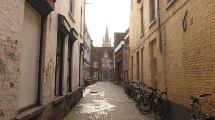 Brussels ginnel by Jack Stocker1