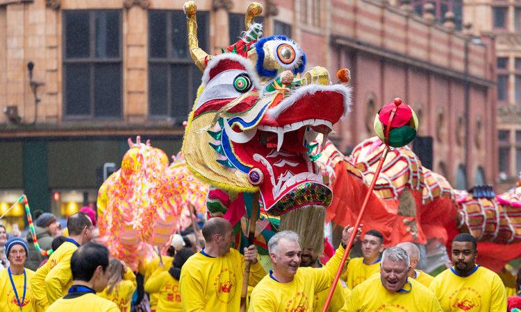 Chinese New Year, Carl Sukonik