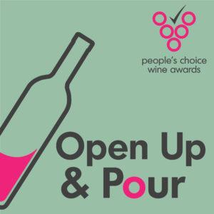 Podcast logo Open Up & Pour