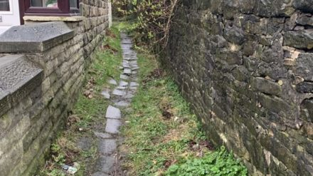 Ramsbottom ginnel