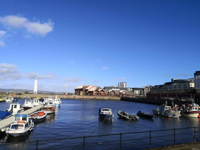 Leith, image by Lizzie Wood