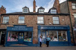 Little Ripon Book Shop. Image by Charlotte Graham