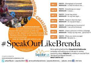 Speak Out Like Brenda