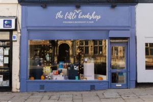 Little Bookshop. Image by Tom Joy