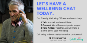 Wellbeing CIC