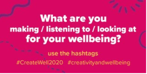 Creativity and Wellbeing Week