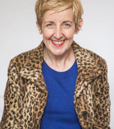 Julie Hesmondhalgh (image credit: Elspeth Moore)