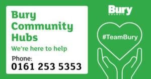 Bury Community Hubs