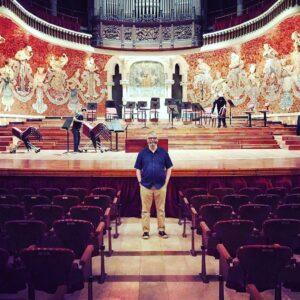 Robert Hamilton at Barcelona's Liceu