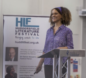 Bernardine Evaristo, JB Priestley Lecture Huddersfield Literary Festival 2020