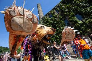 Lion roar Handmade Parade pic