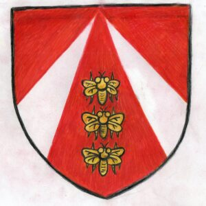 Alf Morris Family Crest - George Parker-Conway