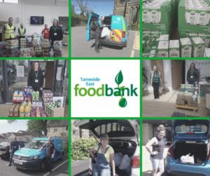 Tameside East Foodbank.