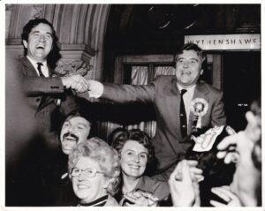 Image credit - family of Lord Alf Morris