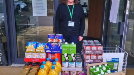 Tameside East Foodbank.