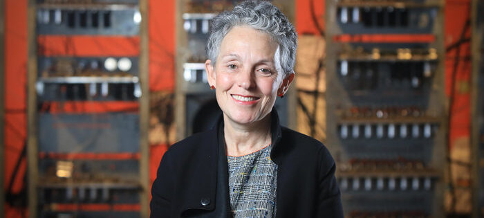 """""""Science has never been more relevant."""" Sally MacDonald, director of the Science and Industry Museum, Manchester"""