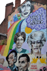 The Molly House mural