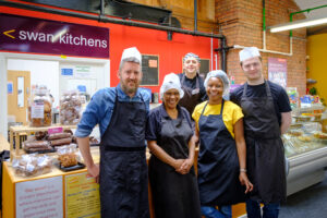 The Swan Kitchens team