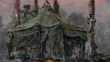 Joanna Whittle, Sorrowing Cloth