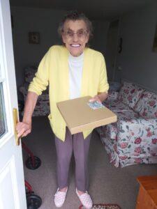 Betty, Halliwell Befriending Services